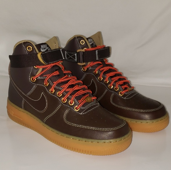 34352ff484d Nike Air force 1 high GS Big Kids size 6.5